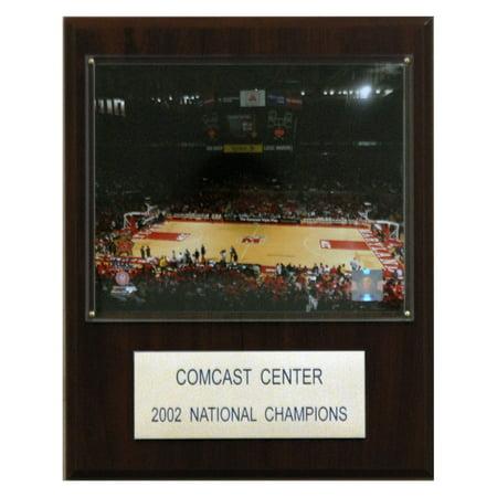 Ncaa Center - C&I Collectables NCAA Basketball 12x15 Comcast Center Stadium Plaque