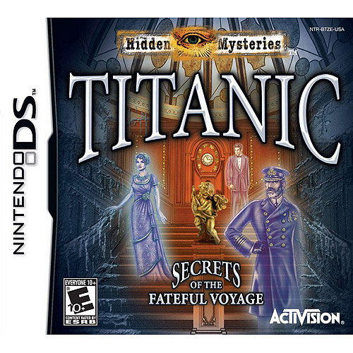 Hidden Mysteries - Titanic (Ds) - Pre-Owned
