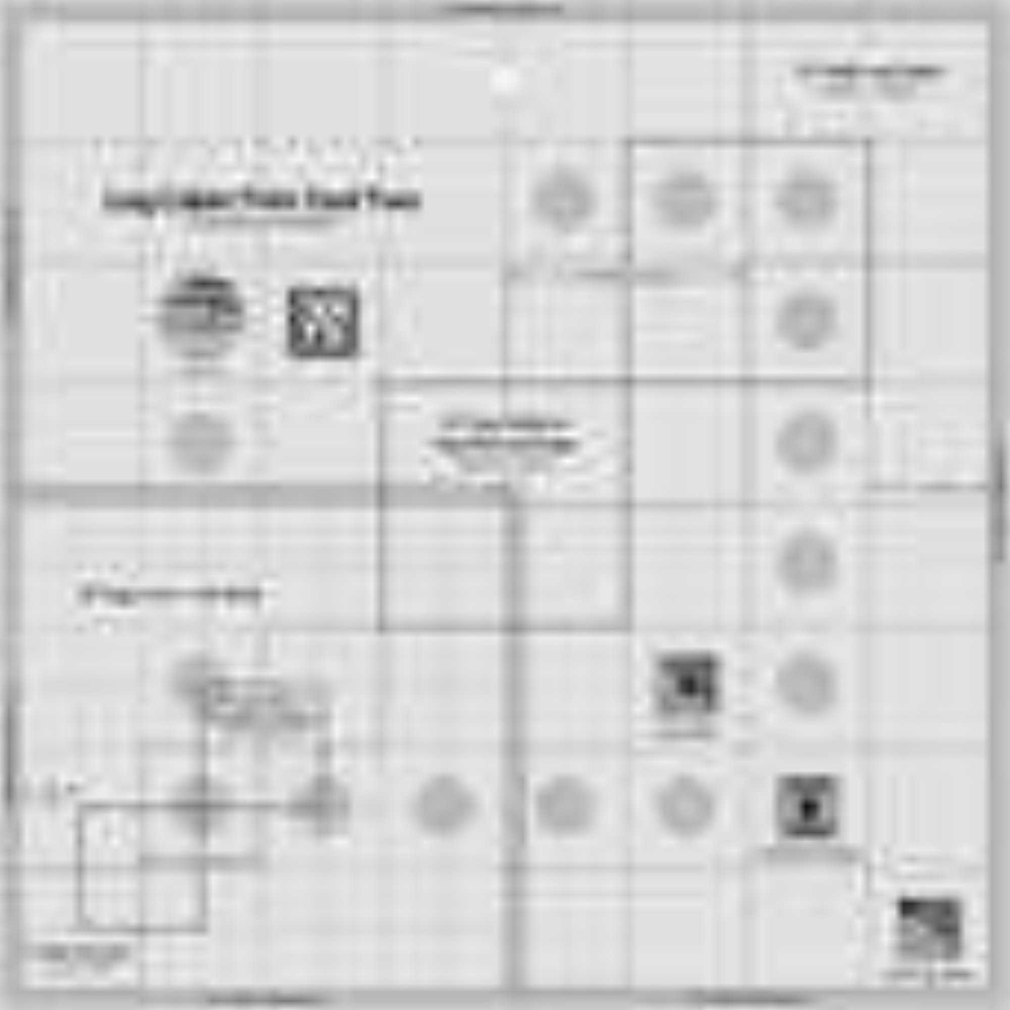 Creative Grids Log Cabin Trim Tool Two Ruler