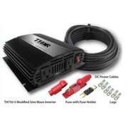 Thor TH750-S KIT2 10 ft. of 4awg Cable With 80 Amplifier Fuse