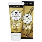 Dionis Goat Milk Skincare - Hand Cream Vanilla Bean - 2 oz.