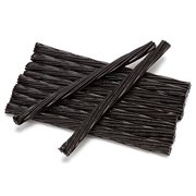 Licorice Twists by Its Delish (Black, Five Pounds)