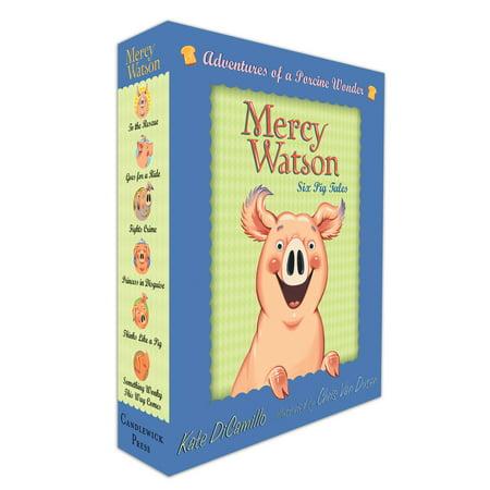 Mercy Watson Boxed Set  Adventures Of A Porcine Wonder