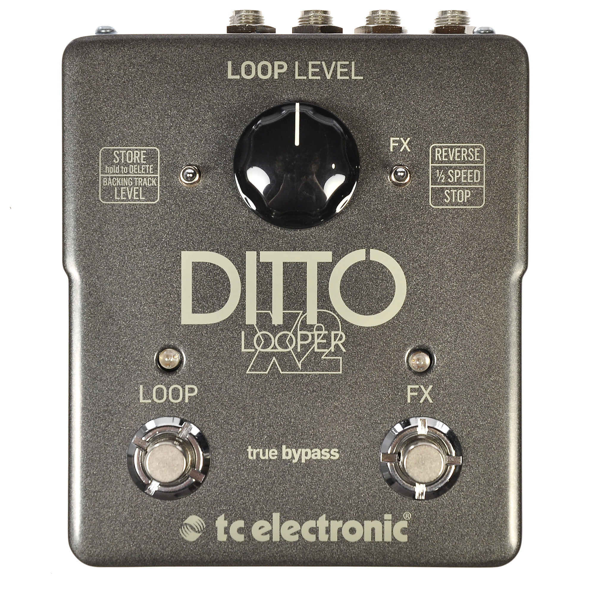 TC Electronic Ditto X2 Looper by TC Electronic