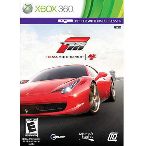 Forza Motorsport 4 (Xbox 360) - Pre-Owned