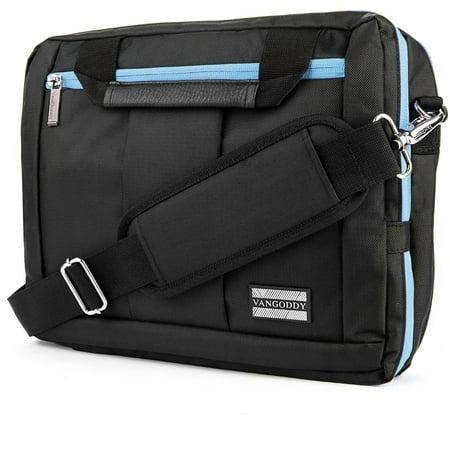 VANGODDY El Prado 3 in 1 Hybrid Backpack / Briefcase / Messenger Bag fits 14, 15, 15.6-inch Laptops Devices (Assorted Colors)