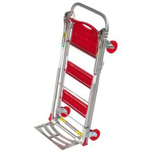 total trolley 4 in 1 moving trolley step ladder hand truck furniture dolly