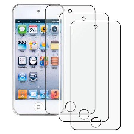 Ipod Classic Screen (Insten X 6 For Apple iPod Touch 6 6th 5 5th Anti Glare Screen Protector (Front) )