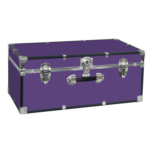 "Seward Trunk Collegiate Collection  30"" x 15.75"" x 12.25"""