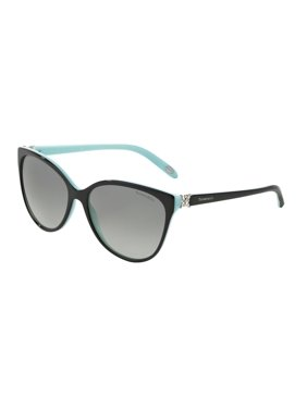 849058c6d2df Product Image Tiffany And Co. Women s Polarized TF4089B-8055T3-58 Blue Butterfly  Sunglasses