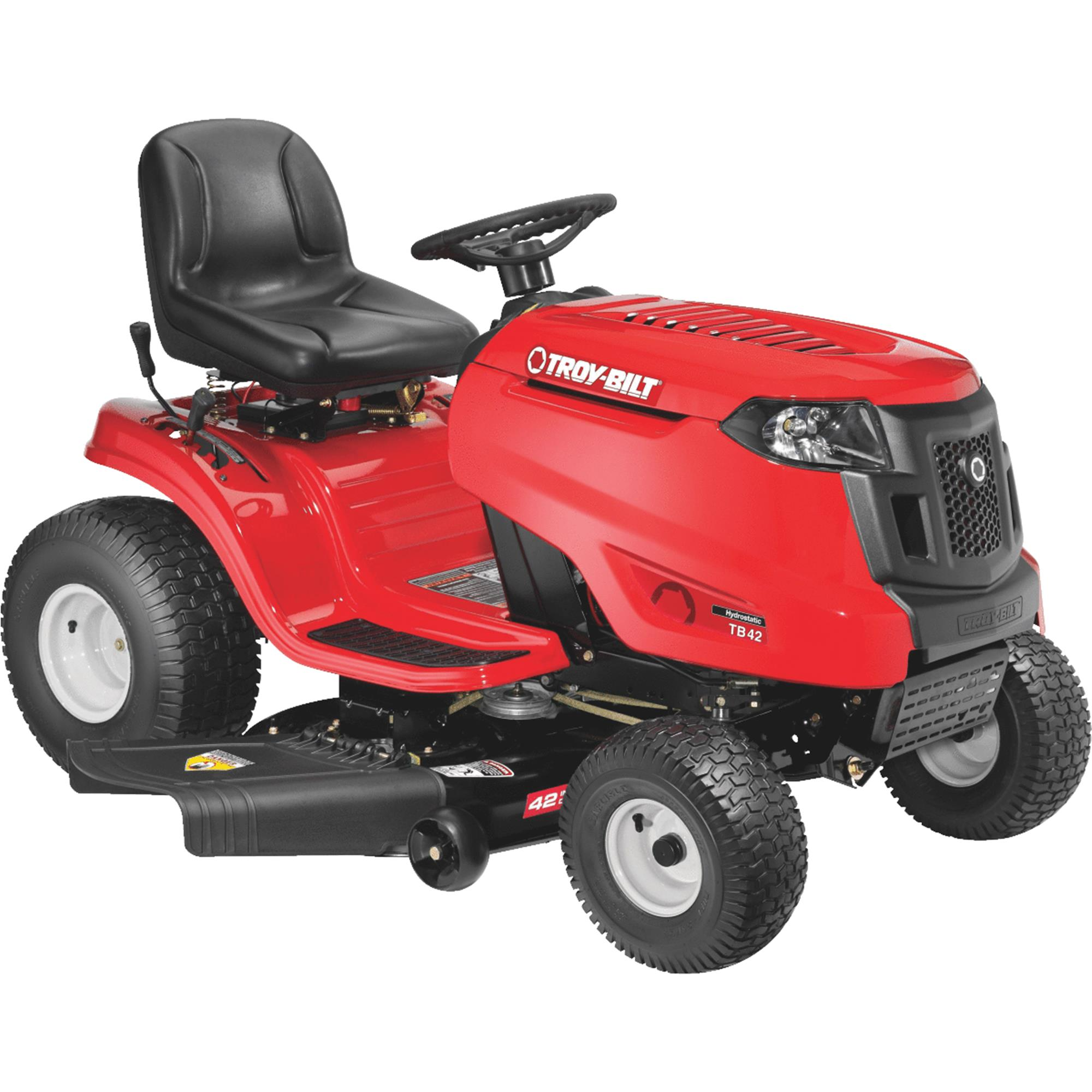 Troy Bilt Single-Cylinder Hydro Lawn Tractor by MTD PRODUCTS INC