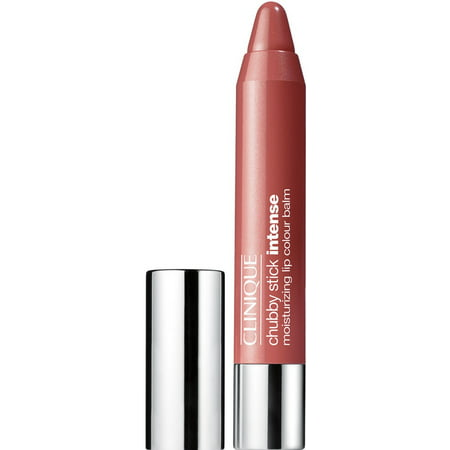 Clinique Chubby Stick Intense Moisturizing Lip Colour Balm - # 06 Roomiest Rose 0.1 oz Lipstick Clinique High Impact Lip Colour Spf 15