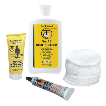 T/C Accessories Essential Black Powder Cleaning Pack
