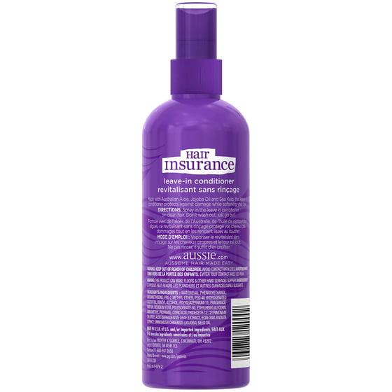 Aussie Hair Insurance Leave-In Conditioner Spray 8 fl oz