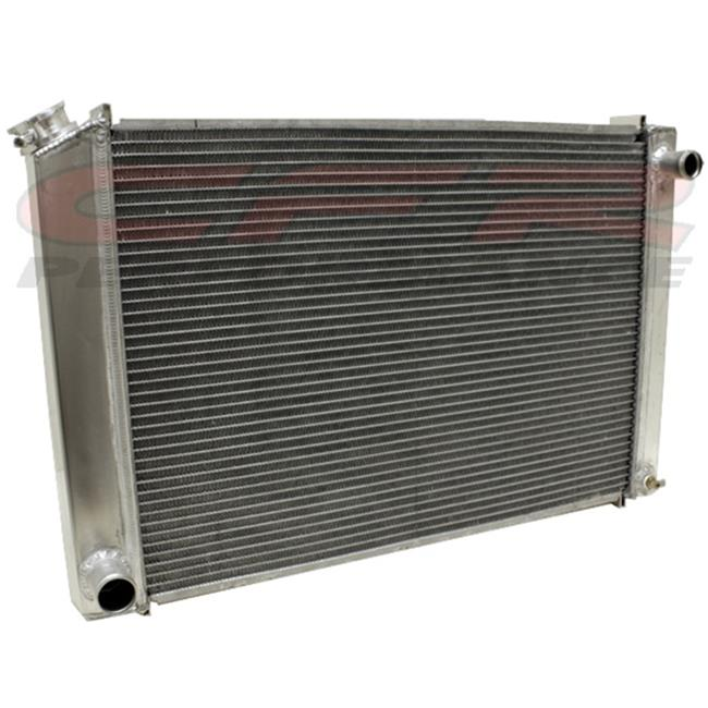 HZ-79MU-KIT 5.0L Aluminum EMC 1979-93 Ford 302 Radiator Direct Fit Kit - Natural - image 1 de 1