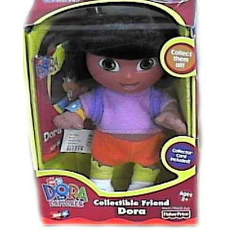 Dora the Explorer 5 Inch Collectible Friend Dora, By FisherPrice
