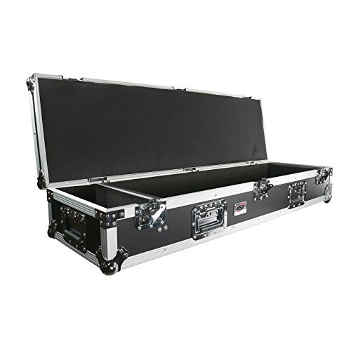 OSP Keyboard Case w/ Recessed Casters for Roland VR-09