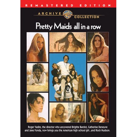 Pretty Maids All In A Row (DVD)