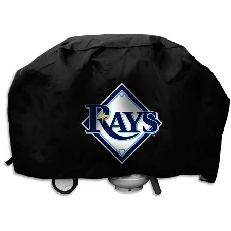 MLB Rico Industries Deluxe Grill Cover, Tampa Bay Rays by