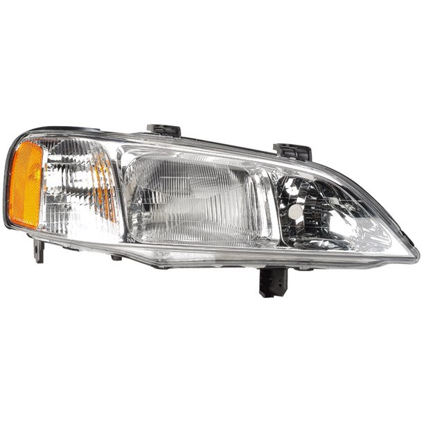 For Acura TL 1999 2000 2001 Right Side Headlight Assembly