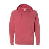Independent Trading Co. Fleece Unisex Special Blend Raglan Hooded Pullover Sweatshirt PRM33SBP
