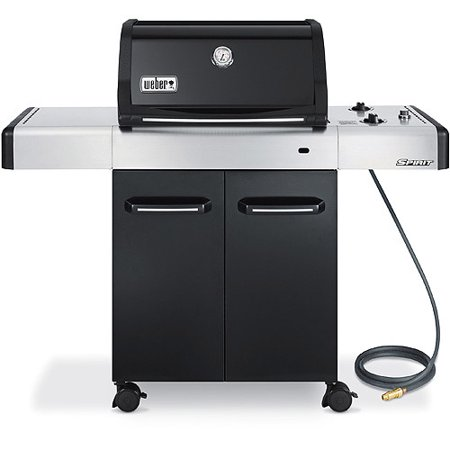 weber spirit e 210 natural gas grill. Black Bedroom Furniture Sets. Home Design Ideas
