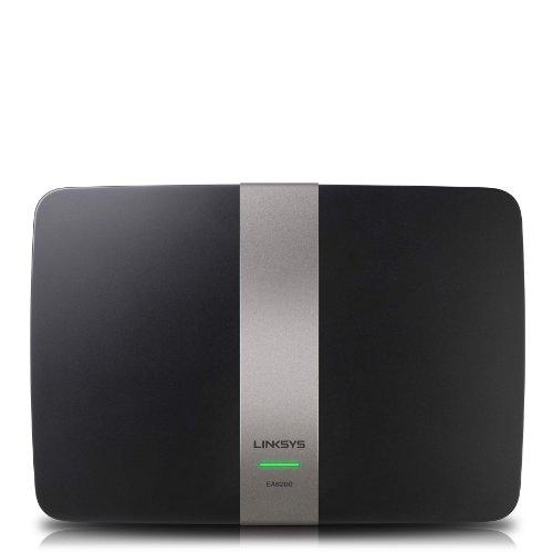 Linksys AC900 IEEE 802.11ac Wireless Router EA6200