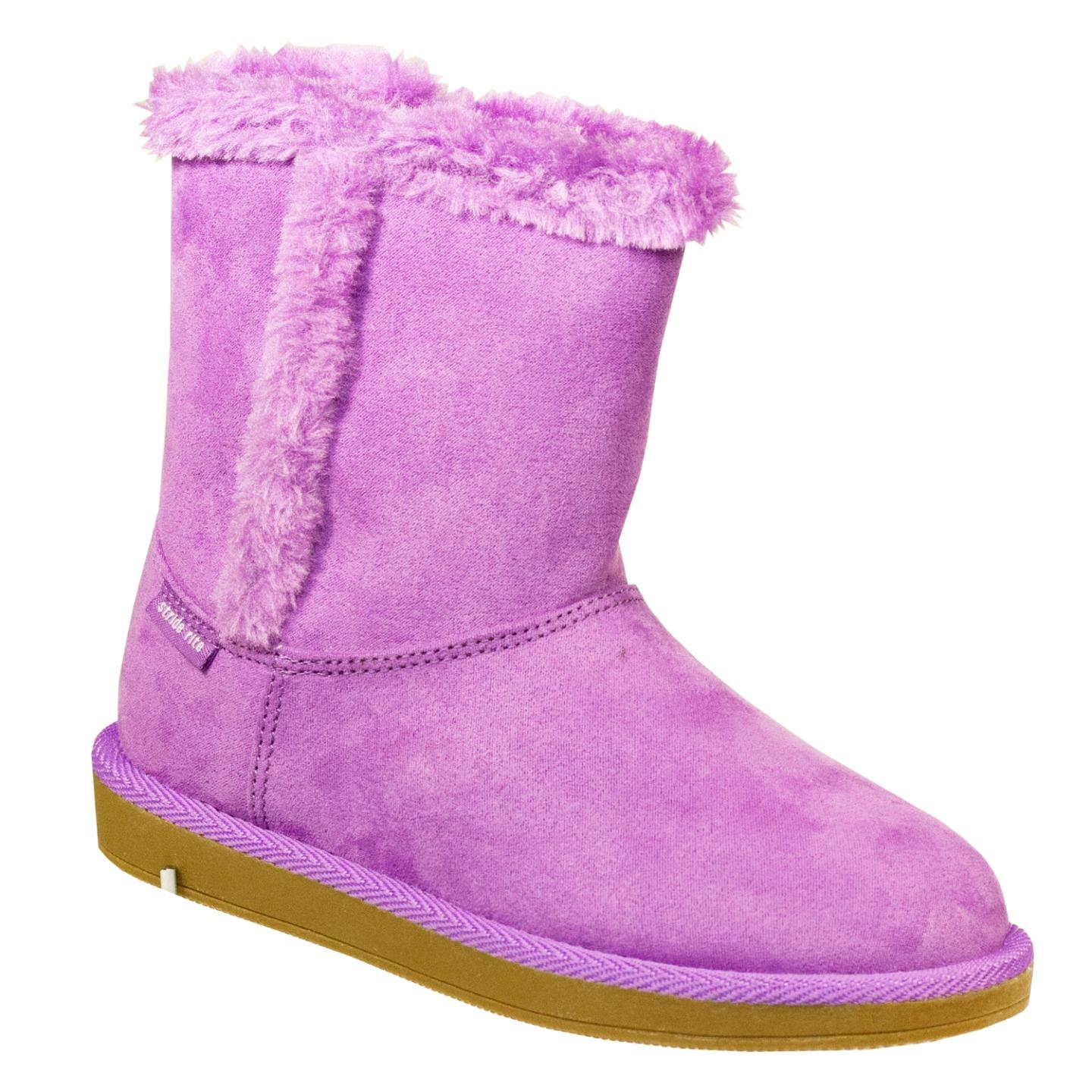 Stride Rite Arabella Girls Boot, Purple (Toddler, Little Kid) 11 M by Stride Rite