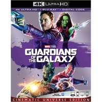 Guardians Of The Galaxy (4K Ultra HD + Blu-ray + Digital Copy)