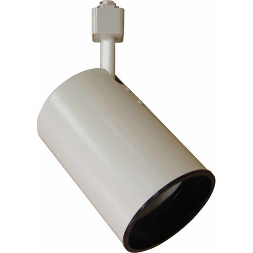 Volume Lighting V2776 Track Light 1 Light Track Head with Small Flat Back by Volume Lighting
