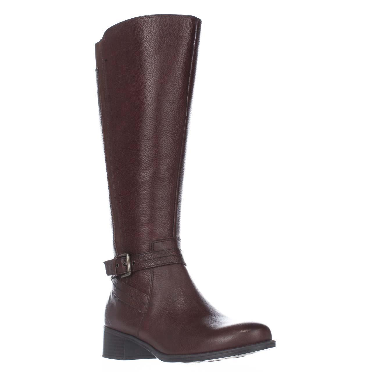 Womens naturalizer Wynnie Wide Calf Riding Boots, Bridal ...