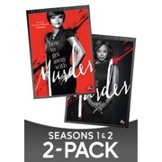 How to Get Away with Murder: Seasons 1 & 2 (DVD) by Buena Vista
