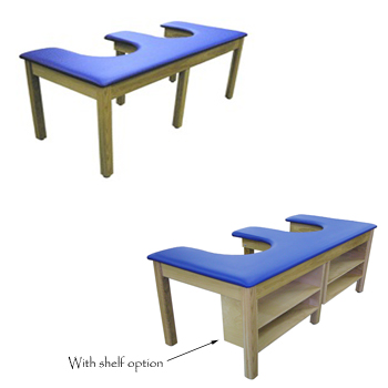 """Bailey Therapy & Sports Medicine Table Whirlpool Table Fits 20"""" Wide Tank by Bailey Manufacturing"""