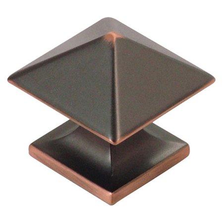 Hickory Hardware Studio Square Cabinet Knob