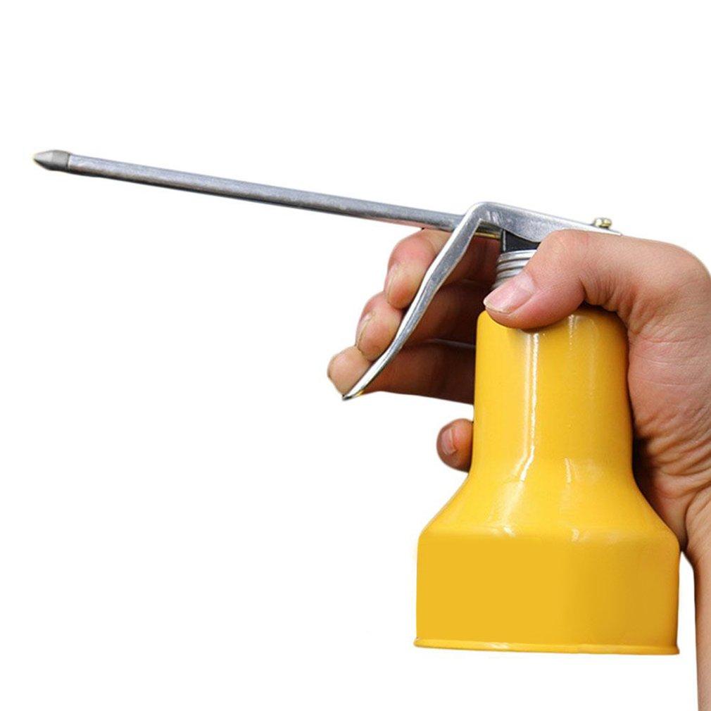 High Pressure Feed Oil Gun Oiler Kettle Portable Machine Oil Spray Gun