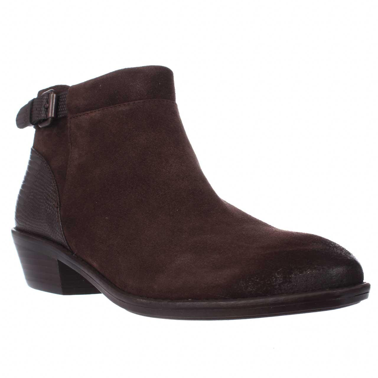 Womens Sofft Vasanti Ankle Boots Coffee by Sofft