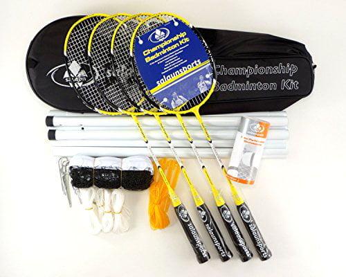 Salaun Championship Badminton Kit by Salaun