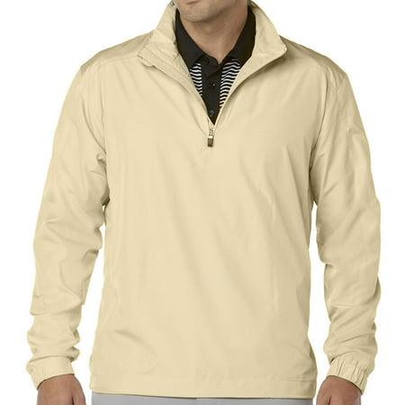 Arcteryx Theta Ar Jacket (Men's Microfiber 1/4 Zip Windshirt Jacket Silver Lining)