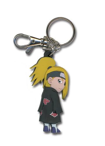 Naruto Shippuden Naruto 10Th Anniversary Keychain