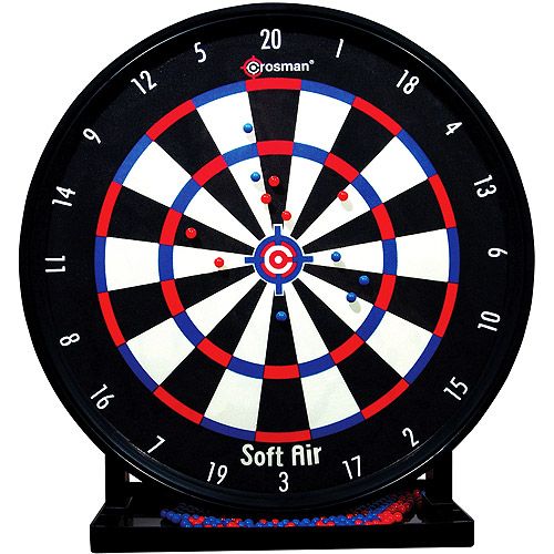 "Crosman Airsoft 12"" Gel Target Game"