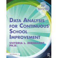 Data Analysis for Continuous School Improvement - eBook