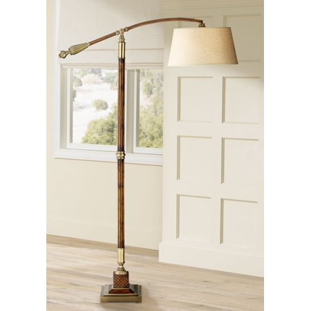 Uttermost Monroe Adjustable Downbridge Arc Floor (Uttermost Rustic Floor Lamp)