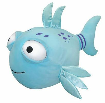 Pout-Pout Fish Giant Doll 22