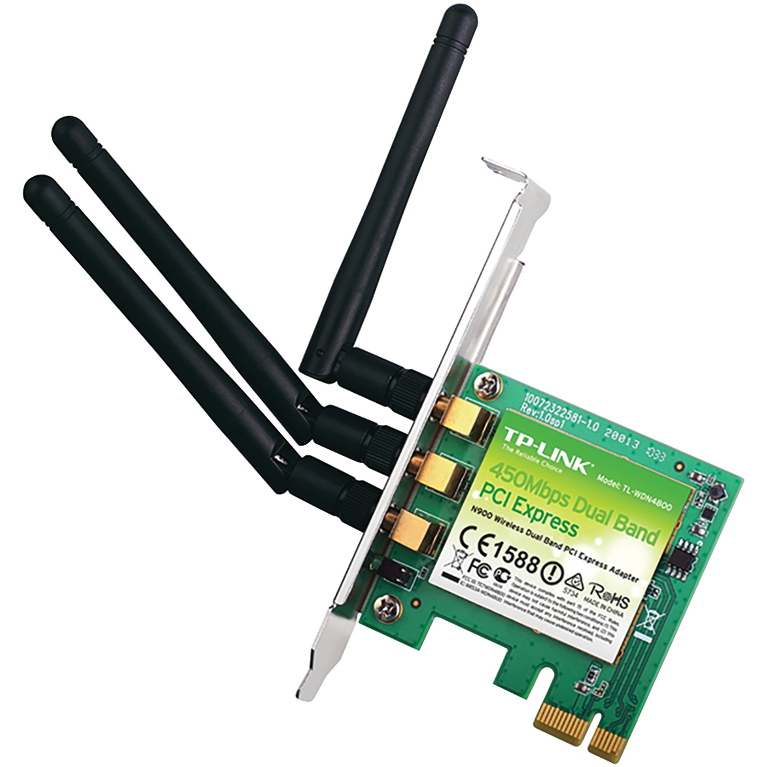 Tp-Link TL-WDN4800 900mbps Wireless Dual-Band Pci Express Adapter