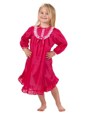 b04f8c2947 Laura Dare Big Girls Nightgowns - Walmart.com