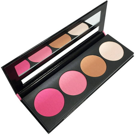 Bush Milano Collection (L.A. Girl Brick Blush Collection Palette,)