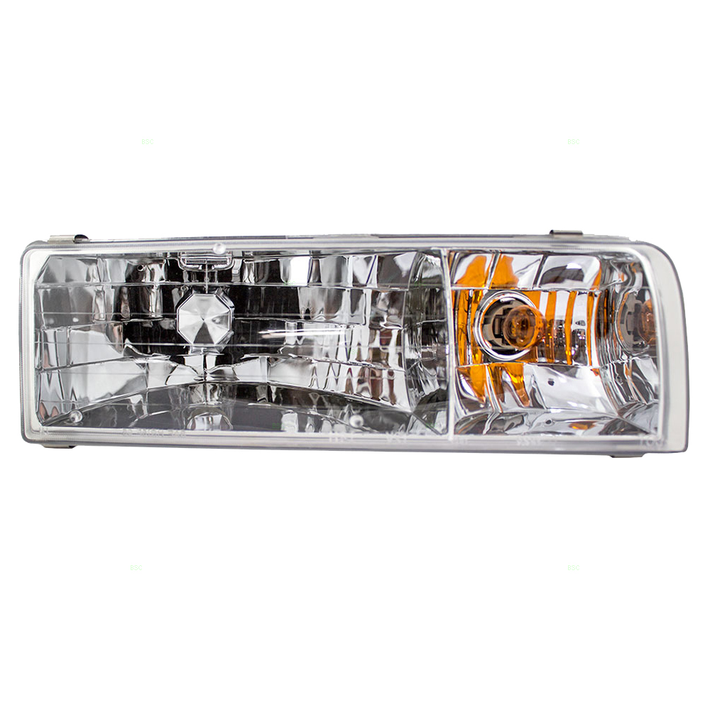 Passengers Headlight Headlamp Replacement for Lincoln F5VY 13008 A