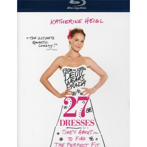 27 Dresses (Blu-ray) (Widescreen)