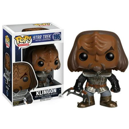 POP TV Star Trek TNG Klingon, Multi