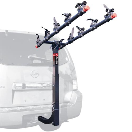 Allen Deluxe Five Bicycle Hitch Mount Carrier - 552RR-R